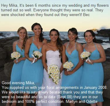 Silk artificial wedding flowers no need to preserve your bouquet cleaning silk flowers mightylinksfo
